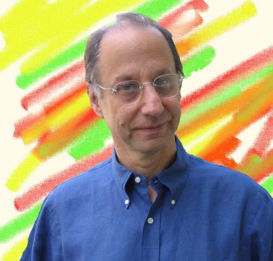 David Weinberger (photo by Leah Weinberger)