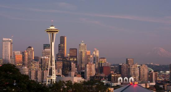 The iConference will be held in Seattle, Washington, February 8–11 (photo: James Arnott)