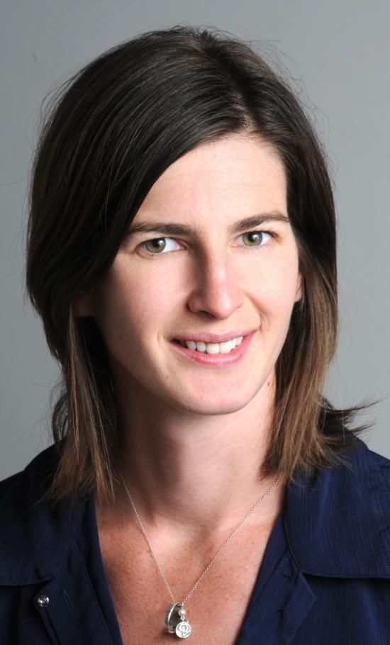 Ph.D. student Laura Devendorf