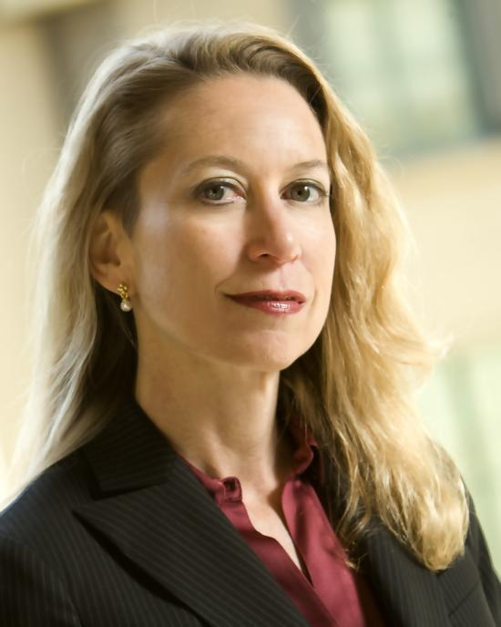 Outstanding professor award recipient Marti Hearst