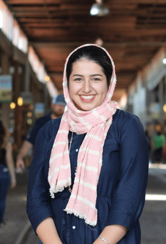 Niloufar Salehi