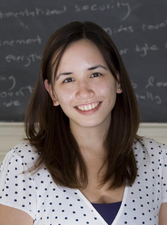 Karen Nomorosa (MIMS '10)