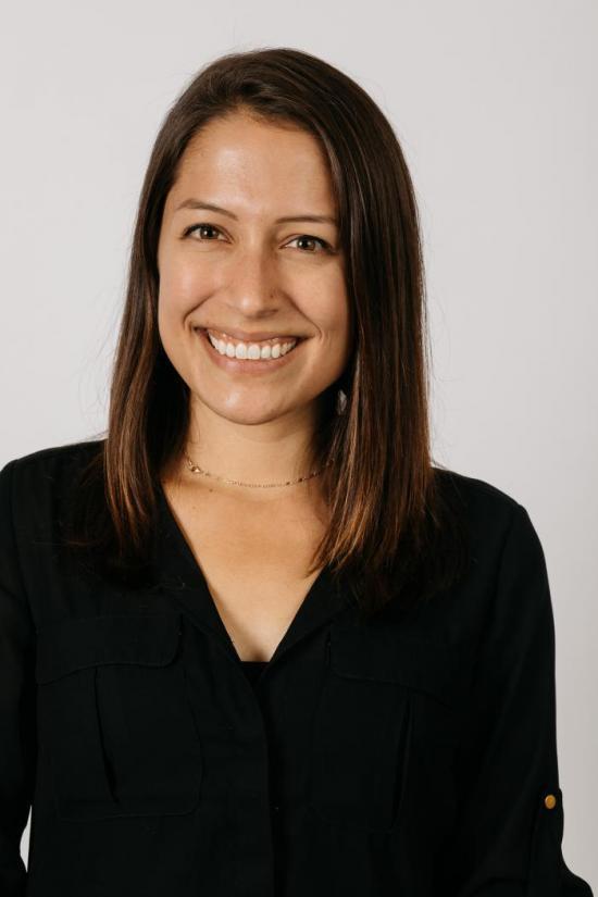 headshot of Andrea Dávila