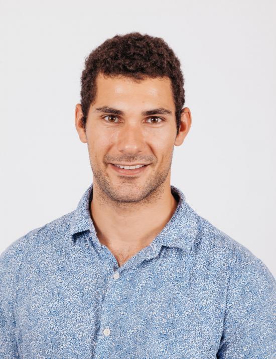 Marc Faddoul UC Berkeley AI researcher