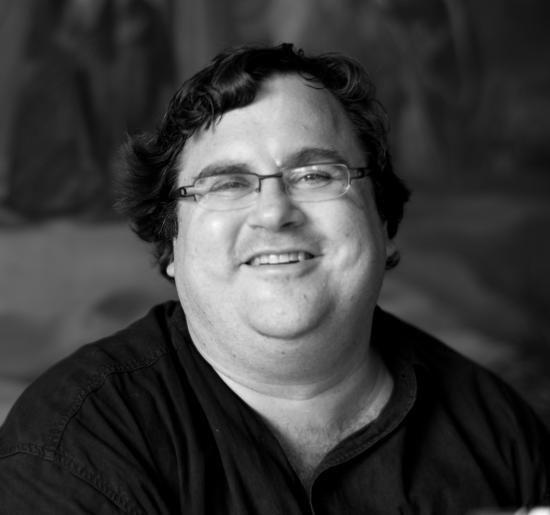 """Reid Hoffman<br />(photo: <a href=""""http://www.flickr.com/photos/joi/1431818434/"""">Joi Ito</a>)"""