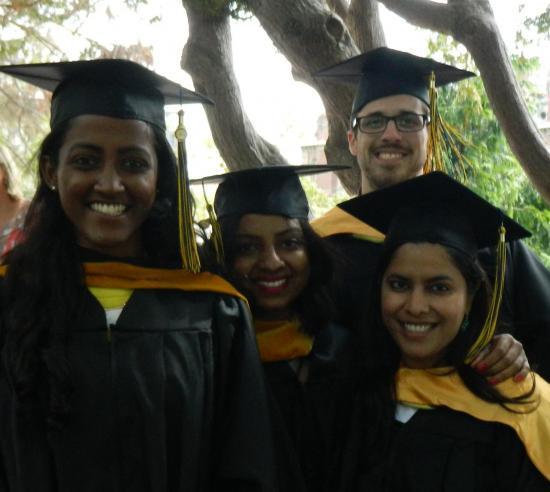 Sahay: Seema Puthyapurayil, Priya Iyer, Eric Zan, and Ajeeta Dhole