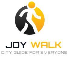 JoyWalk City Guide