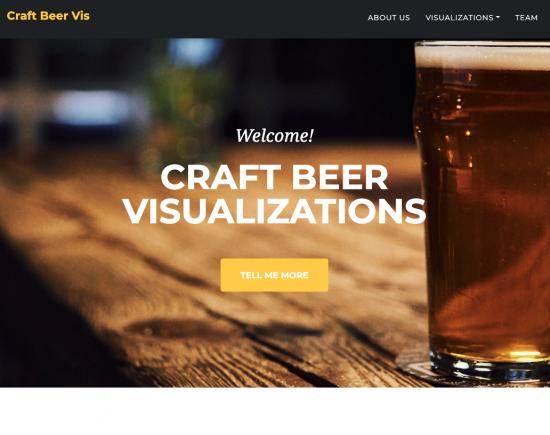 Craft Beer Vis