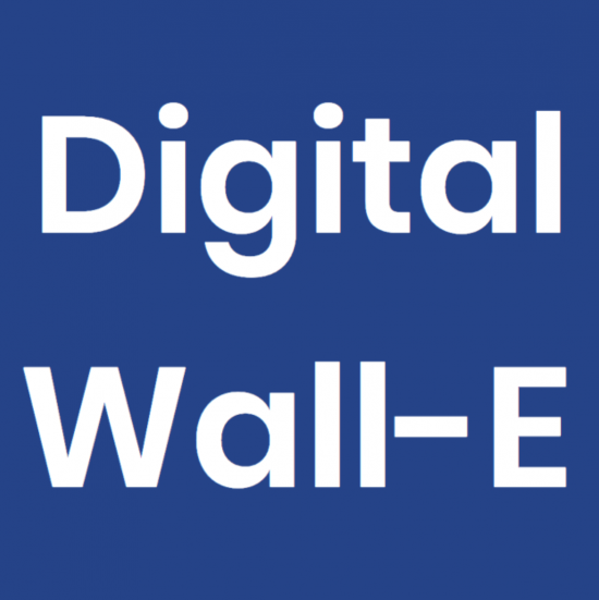 Digital Wall-E: Logo