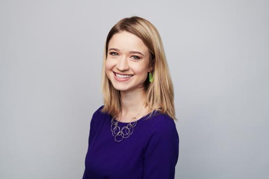 Elaine Sedenberg headshot