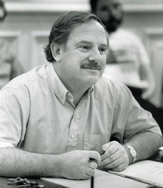 Yale Braunstein, spring 1992